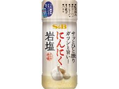 S&B にんにく岩塩 ボトル100g
