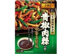 李錦記 青椒肉絲の素 化学調味料無添加