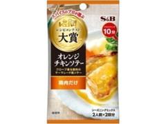S&B レッチャ!大賞シーズニング オレンジチキンソテー