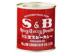 S&B 特製ヱスビーカレー 缶37g