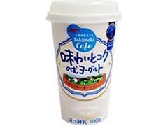 日本ルナ ときめきカフェ 味わいとコク のむヨーグルト カップ180g