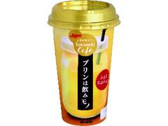 日本ルナ ときめきカフェ プリンは飲みモノ カップ180g