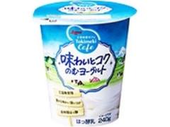 日本ルナ ときめきカフェ 味わいとコクのむヨーグルト カップ240g