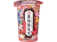 日本ルナ 果物茶気分 ピーチ&アップル カップ220g
