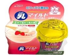 日本ルナ 乳マイルドヨーグルト いちご