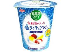 日本ルナ 乳酸菌が入った塩ライチ&アロエ