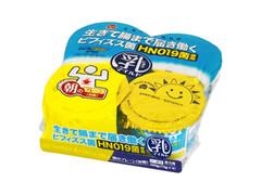 日本ルナ 乳マイルドヨーグルト 朝のプレーン 加糖 カップ75g×4