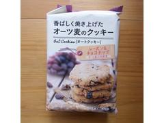 エヌエス オーツ麦のクッキー レーズン&チョコチップ
