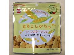 岩塚製菓 ベジタブル+ もろこしかりっ コーンポタージュ味 袋35g