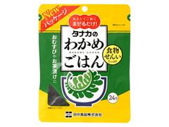 田中食品 タナカの わかめごはん 袋24g