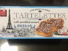 神戸物産 タルトレット ココナッツ 箱2枚×4