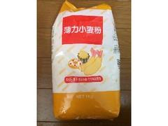 神戸物産 小麦粉 袋1kg