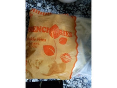 神戸物産 FRENCH FRIES Crinkle 袋1kg