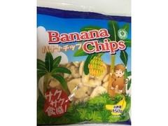神戸物産 バナナチップス 袋150g