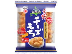 越後製菓 ふんわり名人 北海道チーズもち