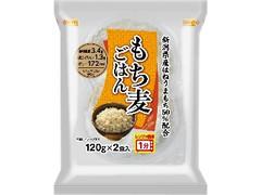 越後製菓 もち麦ごはん 袋120g×2