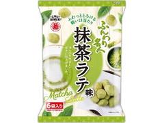 越後製菓 ふんわり名人 抹茶ラテ 袋10g×6