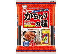 越後製菓 かちわりの種 七味唐辛子味 袋15g×6