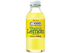 ハウスウェルネス C1000 ビタミンレモン 瓶140ml