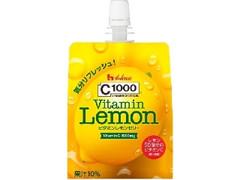 ハウスウェルネス C1000 ビタミンレモンゼリー 180g