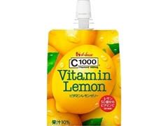 ハウスウェルネス C1000 ビタミンレモンゼリー パック180g