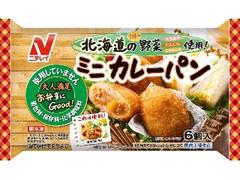 ニチレイ ミニカレーパン 袋6個