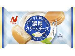 ニチレイ 今川焼 濃厚クリームチーズ