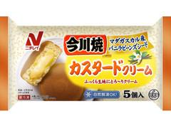 ニチレイ 今川焼 カスタードクリーム