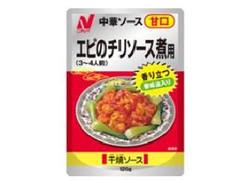 ニチレイ 中華ソース エビのチリソース煮用 甘口 袋120g