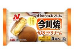 ニチレイ 今川焼 カスタードクリーム 5個入 袋325g