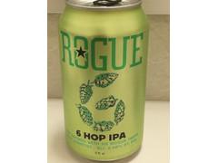 ローグ醸造所 6HOP IPA