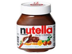 ヌテラ チョコレート利用食品 ココア入りヘーゼルナッツスブレッド