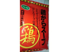 コープ 鶏がらスープ 袋50g×3