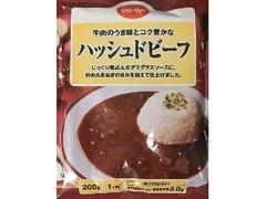 コープ 牛肉のうま味とコク豊かな ハッシュドビーフ 200g