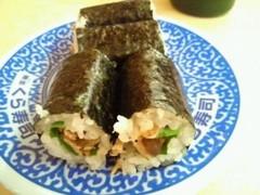 くら寿司 海鮮細巻き石澤ドレッシング