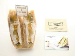 BLOSSOM&BOUQUET 甘夏みかんとさつまいもサンドイッチ
