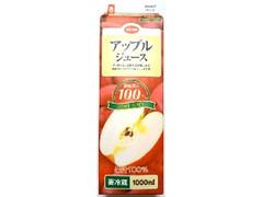 コープ アップルジュース パック1000ml