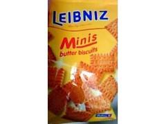 LEIBNIZ ミニーズ バタービスケット