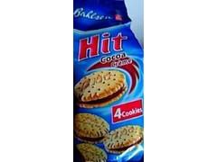 Bahlsen Hit Cocoa Creme 袋4枚