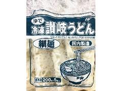 秦食品 冷凍讃岐うどん 細麺 200g 5食入