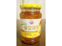 オットギ 三和 蜂蜜かりん茶 瓶500g