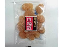 マスイ製菓 直火焚き甘納豆 白花