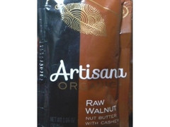 Premier Organic Artisana Organic Raw Walnut nut Butter with Cashew