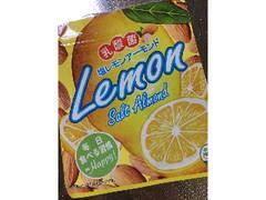 エス・エス・ビー 塩レモンアーモンド 袋20g