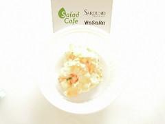 サラダカフェ 海老と明太子のポテトサラダ