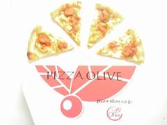 ピザオリーブ チーズタッカルビピザ