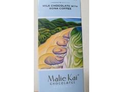 Malie Kai MILK CHOCOLAT WITH KONA COFFEE