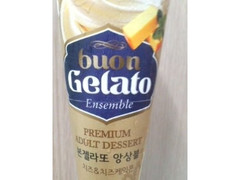 LOTTE BUON Gelato premium adult desert(チーズ) 1個