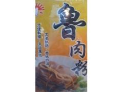 新光洋菜 魯肉粉