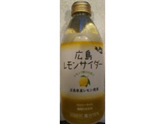 宝積飲料株式会社 広島レモンサイダー 100ml